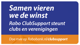 Uitslag Rabobank Club Support