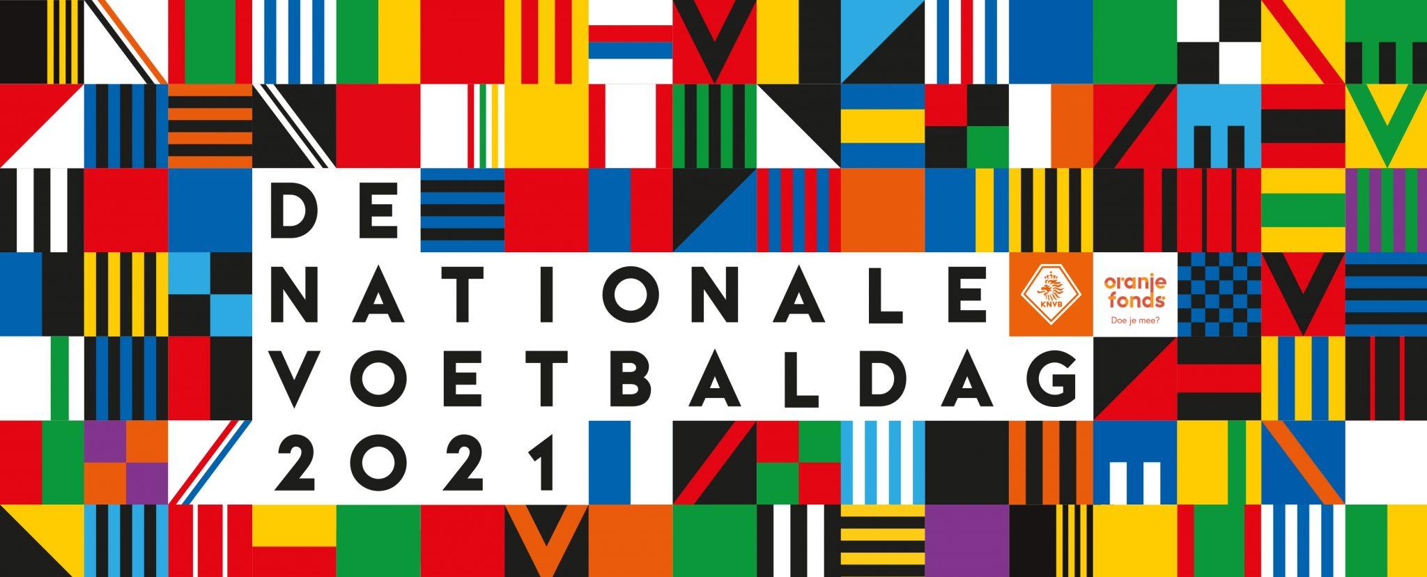 Nationale Voetbaldag 12 juni 2021